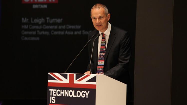 """'Türk teknoloji şirketlerine en iyi ortamı sunuyoruz"""""""