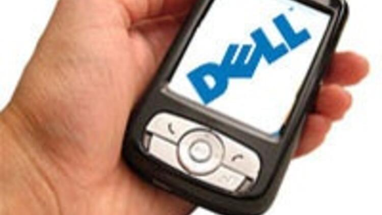 Dell cep telefonu pazarında