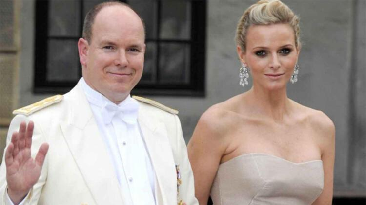 Monako Prensliği ikiz bebeklerine kavuştu
