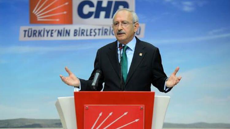 Kılıçdaroğlu CHP Genel Merkezi'nde açıklama yaptı