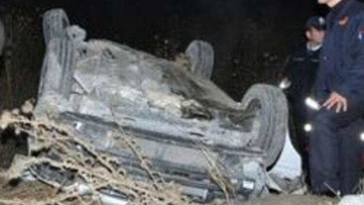 Öğrenci servisi kaza yaptı: 4 ölü