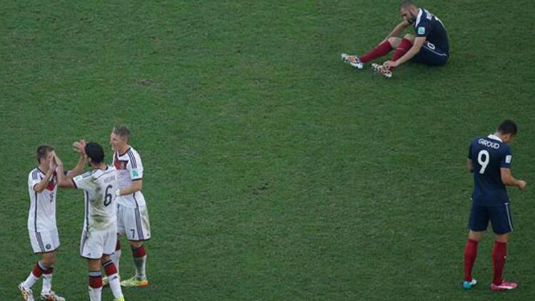 Fransa 0 - 1 Almanya