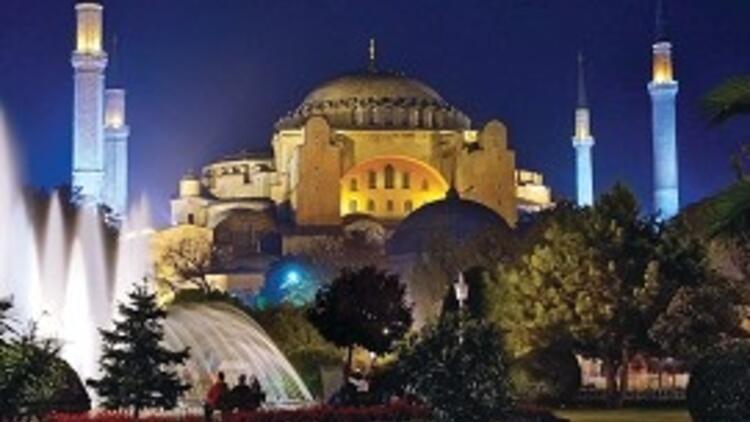 İşte İstanbul'un simgesi: Ayasofya