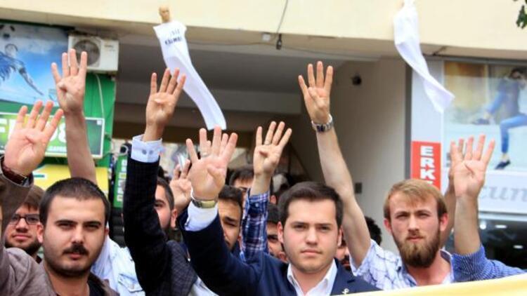 Mursi'ye idam kararını protesto ettiler