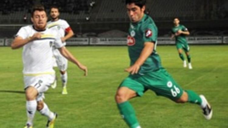 Konyaspor ilk hafta kabus gördü