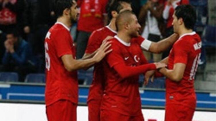 Türkiye 2-0 Ukrayna