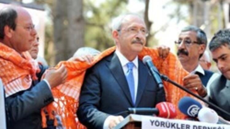 """Kılıçdaroğlu: """"AKP soluğu İmralı'da aldı"""""""