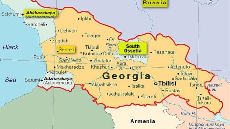 Russia halts operations in Georgia as Sarkozy meets Medvedev