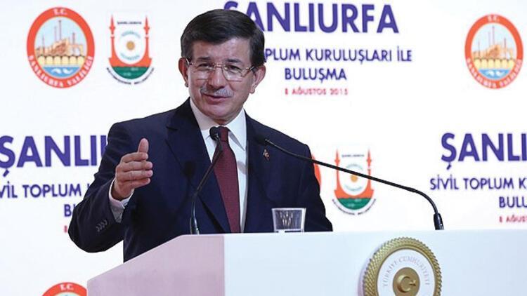 Başbakan Ahmet Davutoğlu: Demirtaş'ın 'PKK ellerini tetikten çeksin çağrısı' doğru bir çağrı