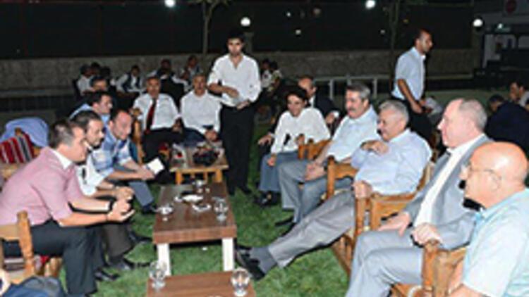"""Diyarbakır-İzmir """"Yıldırım"""" hattı"""