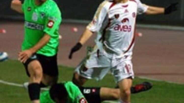 Konyaspor: 2 - Galatasaray: 2