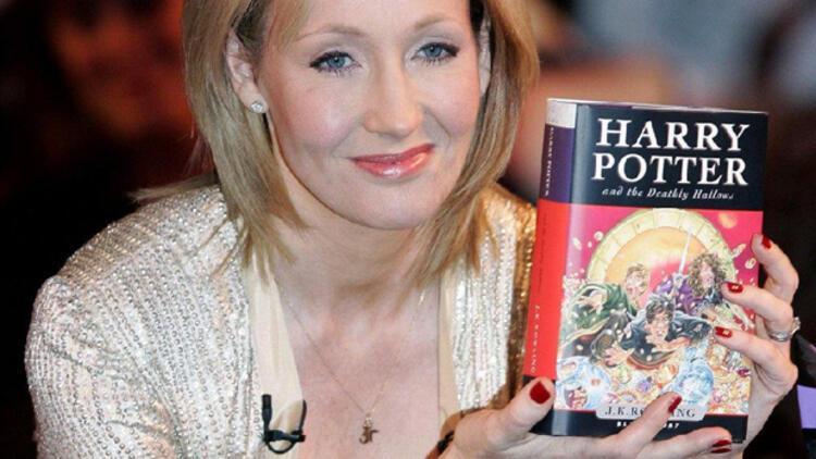 Harry Poter'ın yazarı davayı kazandı