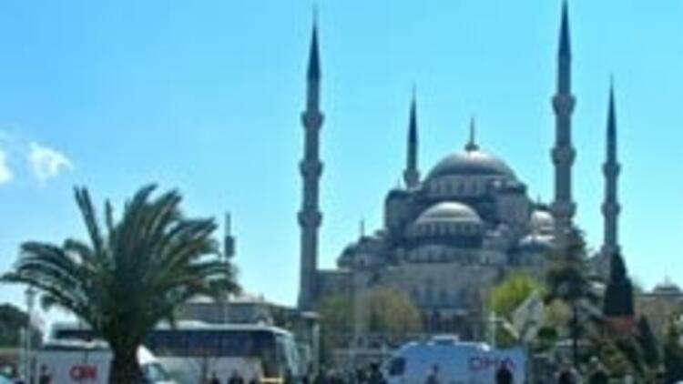 Sultanahmet Meydanı komple değişiyor
