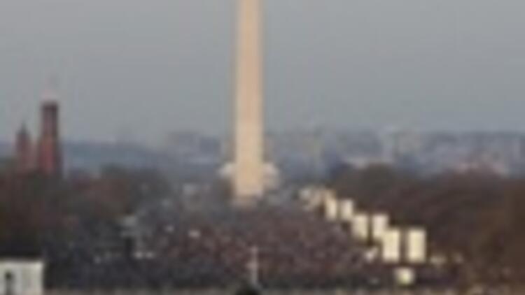 Joyous crowds bear witness to Obama's historic inauguration