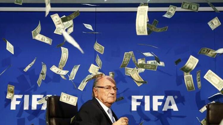 Sepp Blatter'e acı şaka