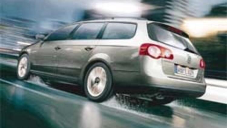 VW Passat Variant ile Sedan 50 bin 440 YTL'de eşitlendi