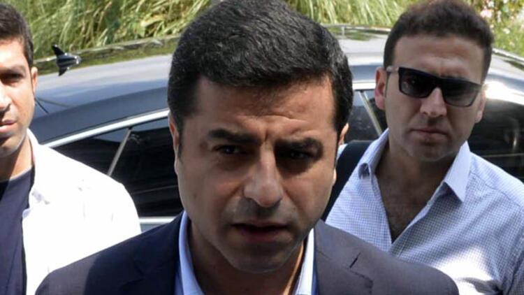 HDP Eş Başkanı Selahattin Demirtaş: AK Parti ile koalisyon seçeneğimiz yok