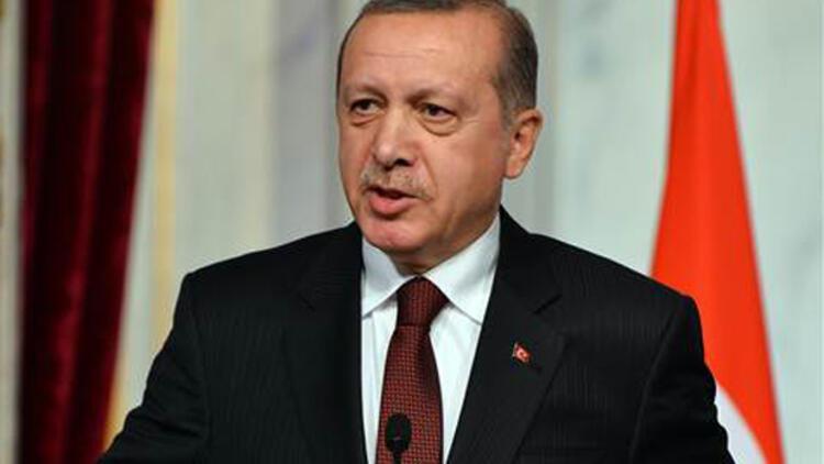Cumhurbaşkanı Erdoğan'dan Paris'te önemli açıklamalar