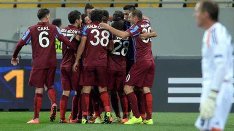 Metalist Kharkiv 1 - 2 Trabzonspor
