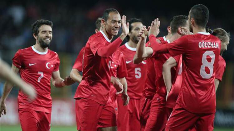 Türkiye 2 - 1 Belarus