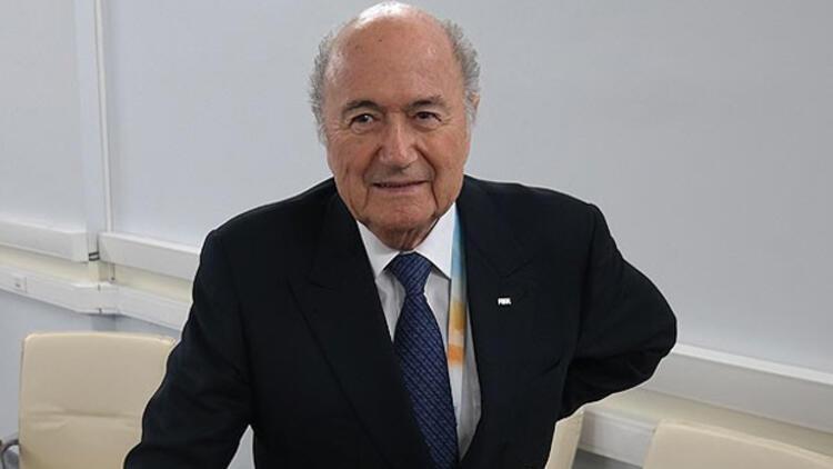 Blatter'den Sarkozy ve Wulff iddiası