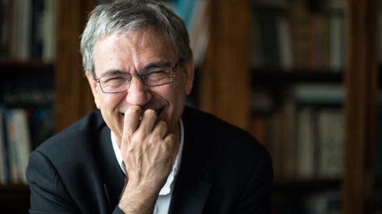 Orhan Pamuk: Mutlu bir dönemindeyim bunu utanarak söylüyorum