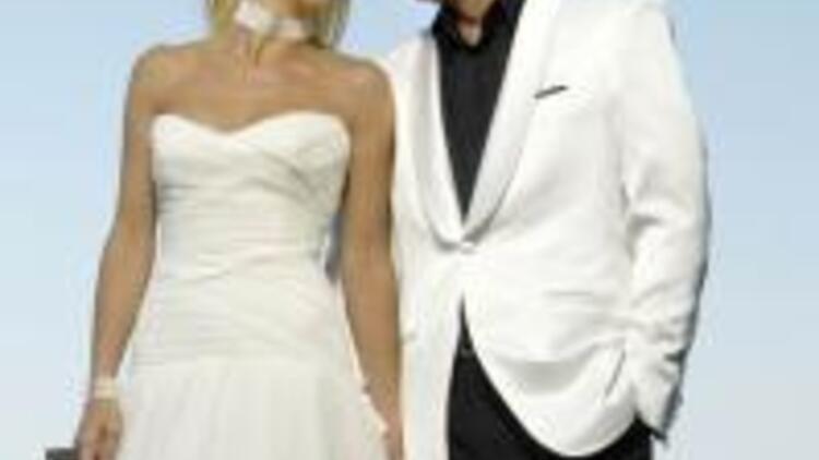 Ünlü yapımcı eski eşiyle evlendi
