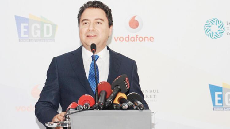 """Babacan, """"Siyasi istikbal için memleketi maceraya sürüklüyorlar"""" dedi"""