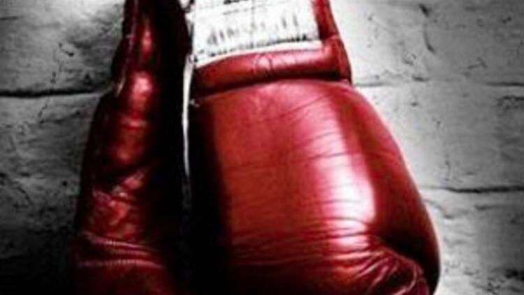 Almanyada boks galası