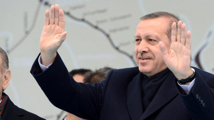 Erdoğan: 'Her şey bir senaryoydu'