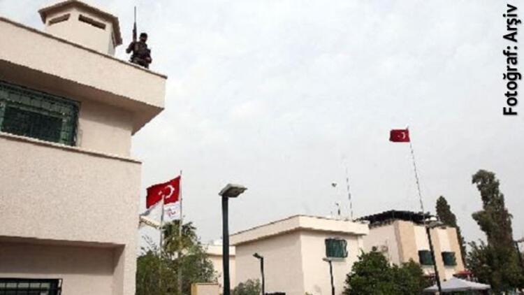 IŞİD Türk Konsolosluğu'na saldırıp çalışanları kaçırdı