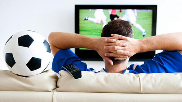 TV'de futbol keyfi