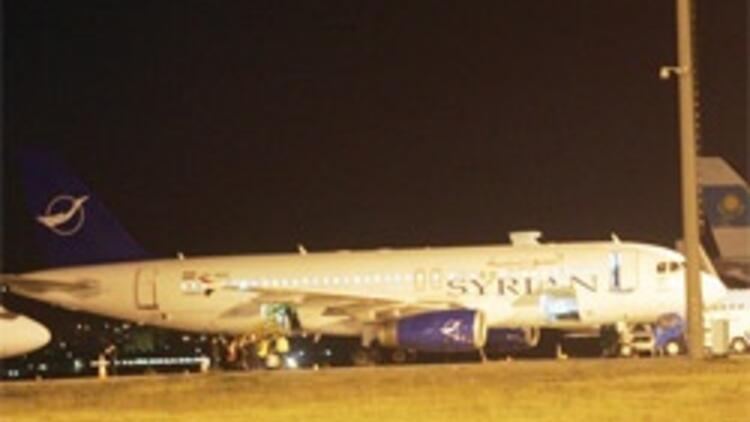 Suriye uçağını 'Zıpkın' indirdi
