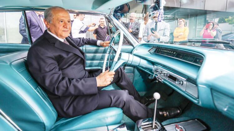 MHP lideri Bahçeli: Saraydan çık 1071e gel