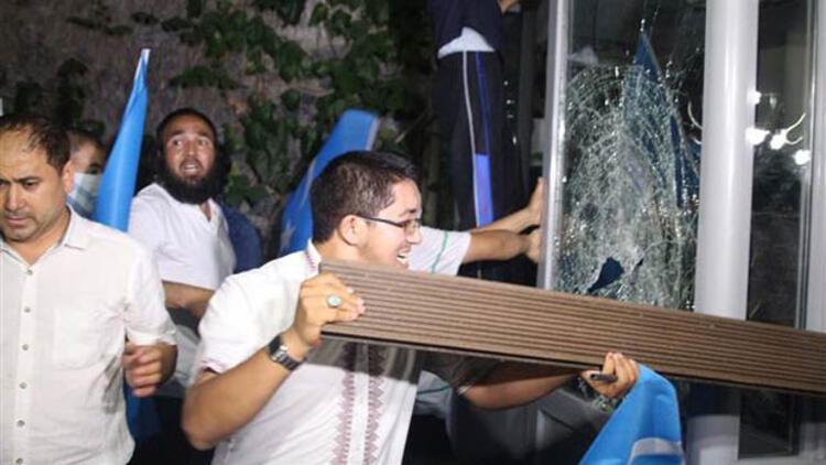 İstanbul'da Tayland Fahri Konsolosluğu'na saldırdılar