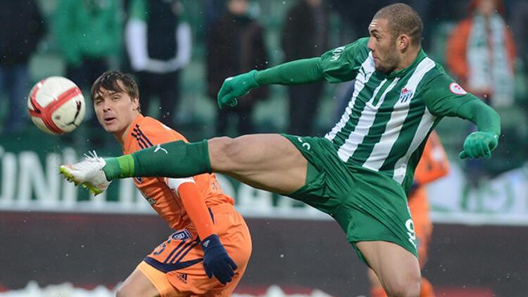 Bursaspor penaltılarla çeyrek finalde