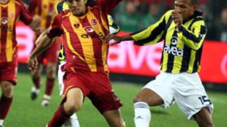 Fenerbahçe: 2 - Galatasaray: 1