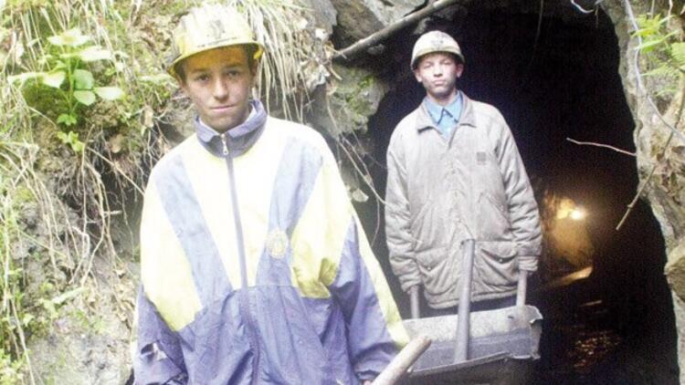 TEPAV raporuna göre 2 bin 64 çocuk işçi madende çalışıyor