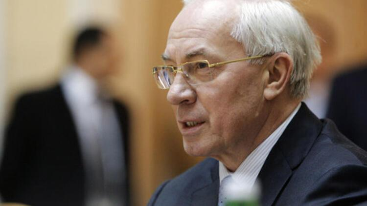 Ukrayna'da Başbakan Mikola Azarov istifa etti