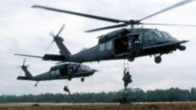 Düşen helikopterin donanımsal özellikleri