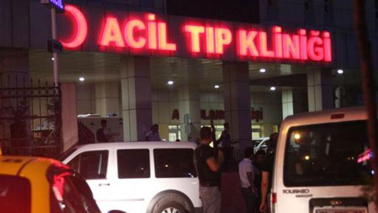 Gazi Mahallesi'nde 1 polis şehit edildi