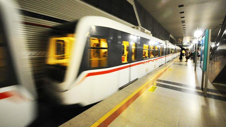 Metro Bornova Merkez'e uzuyor
