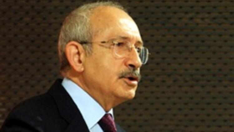 Kılıçdaroğlu: Genel başkanlığıma mâl olacaksa olsun
