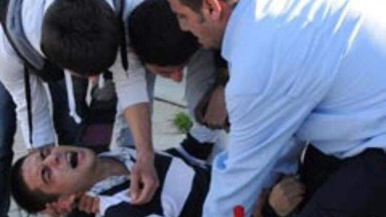 Antalya Büyük Liman'da patlama: 2 ölü