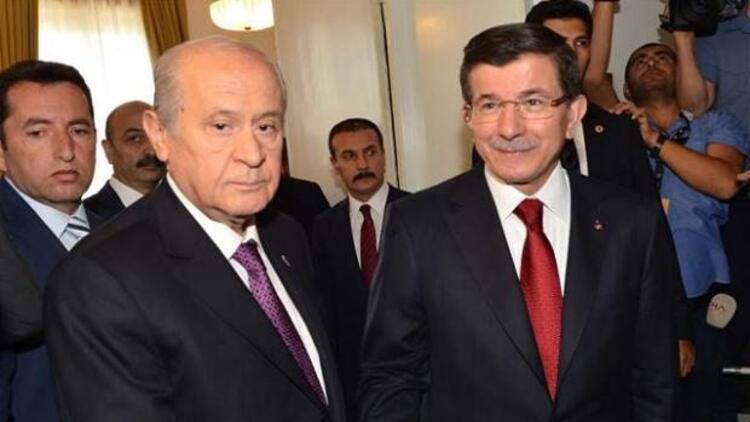 Devlet Bahçeli'den Başbakan Ahmet Davutoğlu'na flaş yanıt