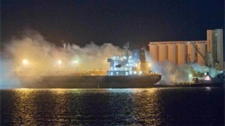 Libya'da 'Amiral battı'