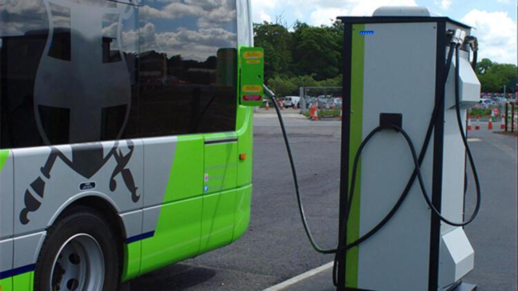 ESHOT'tan elektrikli otobüs ihalesi