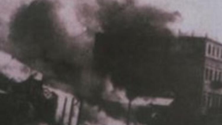 'The Pacific'e konu olan İzmir yangını diziden çıkarıldı