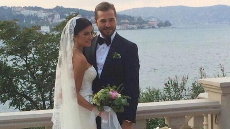 Neslişah Alkoçlar Engin Altan Düzyatan evlendi