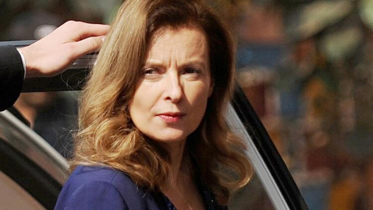 Eski first lady Trierweiler sessizliğini bozdu